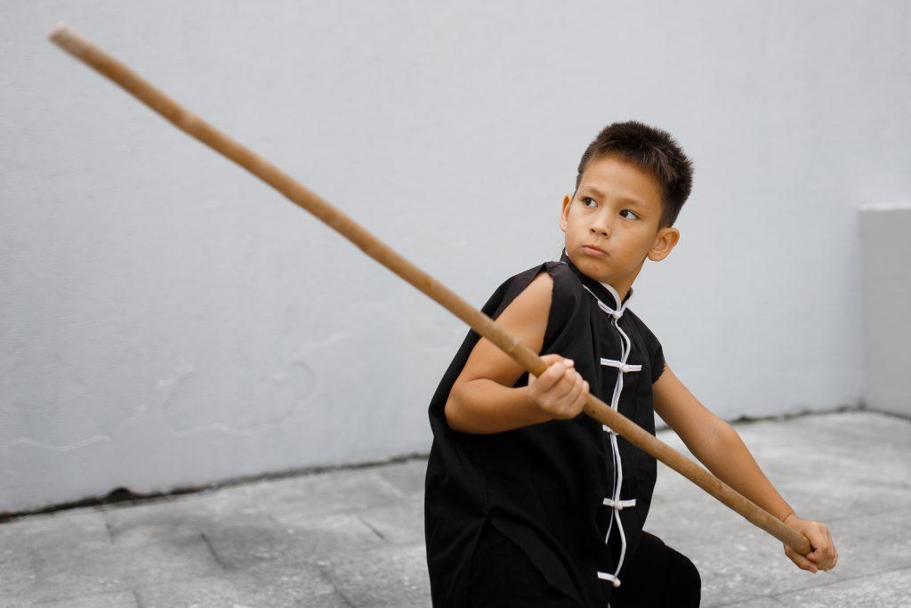 Kinder Kung-Fu in Dortmund